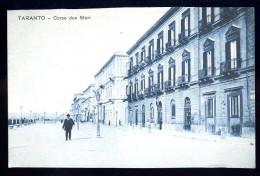 Cpa  Italie Taranto -- Corso Due Mari  AO52 - Taranto