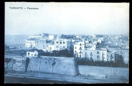 Cpa  Italie Taranto -- Panorama   AO52 - Taranto