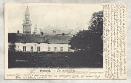 POSTEL - De Marktplein - Photo Meuleman, Rethy - 1917 - Mol