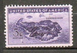ETATS-UNIS  Corregidor 1944  N°474 - United States