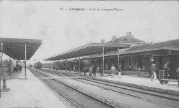 Langres Gare De Langres-marne - Langres