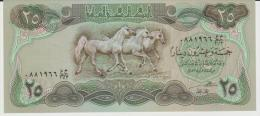 Iraq p.72  25 dinars 1982 unc