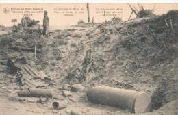 1914-18 / KEMMEL / MIJNINSLAG / TROU DE MINE / OBUS - War 1914-18
