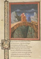 CT-N-00565- DANTE-LA DIVINA COMMEDIA-URB. LAT. 365 FOL. 72 V - BIBLIOTECA VATICANA - Pittura & Quadri