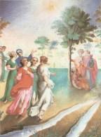 CT-N-00566- DANTE-LA DIVINA COMMEDIA-URB. LAT. 365 FOL. 192 R- BIBLIOTECA VATICANA - Pittura & Quadri