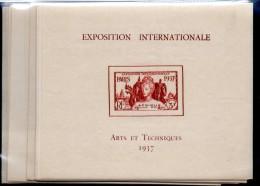 Exposition Internationale De Paris - 1937 Exposition Internationale De Paris