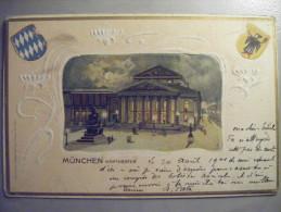München 1901 Hoftheater - Muenchen
