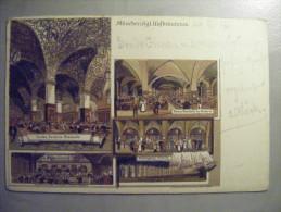 München 1903 Königliche Hofbräuhaus - Muenchen