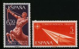 Spanje 1966  - Michel  1660/1661**- POSTFRIS - NEUF SANS CHARNIERES - MNH - POSTFRISCH- Catw 0,3€ - 1931-Aujourd'hui: II. République - ....Juan Carlos I