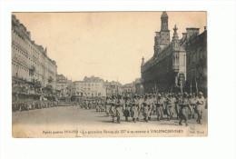 4614 Dep 59  Valenciennes 1919 1° Revue Du 127° - Valenciennes
