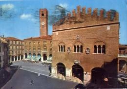 Treviso - Piazza Dei Signori - Formato Grande Viaggiata - Treviso
