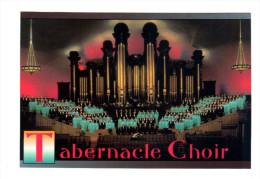 Etats Unis: The Mormon Tabernacle Choir, Orgue (14-3591) - Autres