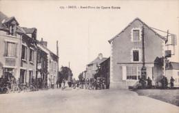 BRUZ ( 35 ) Rond - Point Des Quatre Routes - Unclassified