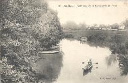 CRETEIL - 94 - Petit Bras  De La Marne Pris Du Pont - VAN - TRES RARE - - Creteil