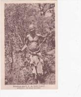 Mission Du Saint-Esprit - Un Vieux Broussard - Angola - Angola
