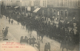 SAINT DIE LES PRISONNIERS DE LA FONTENELLE - Saint Die