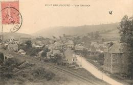 PONT ERAMBOURG VUE GENERALE - France