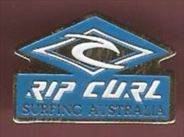 39213-pin's. Surf .Rip Curl.australie. - Waterski