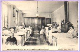 78 - PLAISIR --  Asile Départemental Des Petits Prés - Une Infirmerie D'assistées - Plaisir