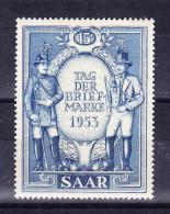 SARRE, MI 342 ** MNH. (4A168) - Neufs