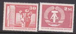 German Democratic Republic 1973 Definitive MNH - [6] Democratic Republic