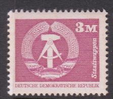 German Democratic Republic 1974 Definitive 3M  MNH - [6] Democratic Republic