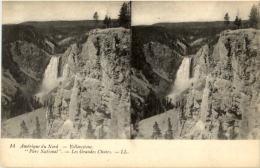 Yellowstone - Stereo Card