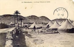 Marrakech - Le Camp Militaire De Guilliz - Marrakech
