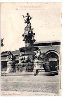 CP, 65, TARBES, Fontaine Duvigneau, Voyagé En 1925 - Tarbes