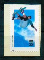 USA 1999 - Skate Board / Skateboarding - MNH - Skateboard