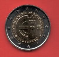 ESLOVAQUIA - 2 EUROS 2014 Conmomerativa - Eslovaquia