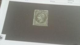 LOT 232341 TIMBRE DE FRANCE OBLITERE N�19 VALEUR 45 EUROS