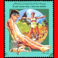 LIBYA - 1998 Gymnastics Turnen Gymnastique Gym (MNH) - Gymnastics