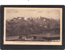 Hautes  Alpes - Le BRIANCONNAIS - Les Alpes Du Dauphiné Vues Du Col De Granon  - Non écrite - Other Municipalities