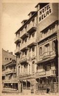 CPA  -  LA BAULE  (44)  L' Hotel HELIOS   Tél 22.38 - La Baule-Escoublac