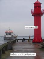 boulogne sur mer-sortie de port-photo