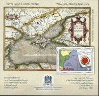RO 2014- MARE NERO, ROMANIA, S/S, MNH - Geographie