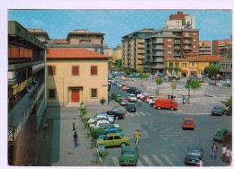 Cpm APRILIA  ; Piazza Roma  1986   ( 522 ) - Aprilia