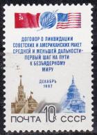 Russie 1987 N°Y.T. : 5465 ** - Unused Stamps