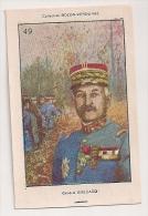 """Bozon-Verduraz. Image Série H N° 49 De L´album """"Maréchaux Et Généraux"""". Vers 1930. Général Brécard - Chromos"""