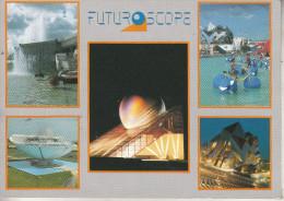 POITIERS  (86) Parmi Les Différents Aspects Du Futuroscope - Poitiers