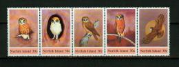 Norfolk Island 1984,5V,birds,uccelli,vögel,oiseaux,pajaros,MNH/Postfris,E4279it) - Oiseaux