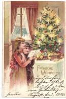 FRÖHLICHE WEIHNACHTEN      BKA-721 - Santa Claus