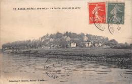 ¤¤  -  23  -  BASSE-INDRE   -  La Roche, Prise De La Loire  -  ¤¤ - Basse-Indre