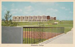 Methodist College , FAYETTEVILLE , North Carolina , 50-60s - Fayetteville