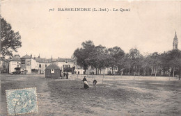 """¤¤  -  703  -  BASSE-INDRE   -  Le Quai   -  Hôtel """" Loire """"  -  ¤¤ - Basse-Indre"""