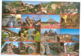 France, ARDECHE, Used Postcard [14206] - France