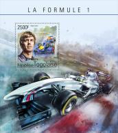 tg14605b Togo 2014 Car Formula 1 s/s