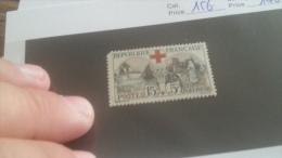 LOT 232462 TIMBRE DE FRANCE NEUF* N�156 VALEUR 140 EUROS