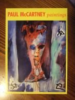 Paul McCartney Paintings Carte Postale - Advertising